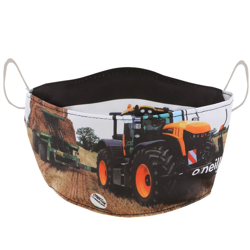Fastracked Ploughing Championships Kids' Reusable Face Mask 2020