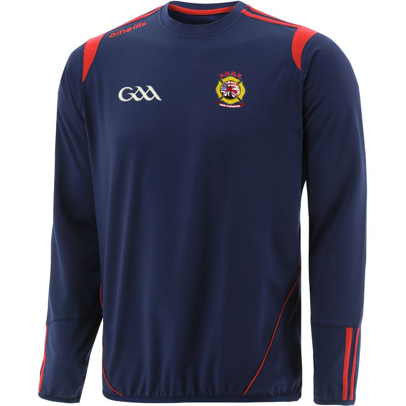 FDNY GAA Loxton Brushed Crew Neck Top