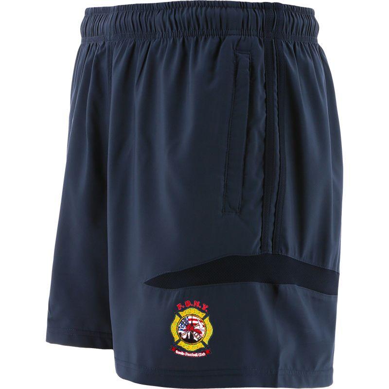 FDNY GAA Loxton Woven Leisure Shorts