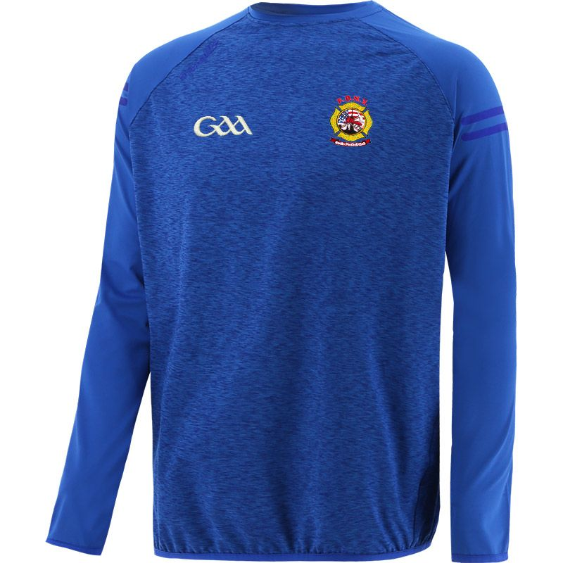FDNY GAA Voyager Brushed Crew Neck Top