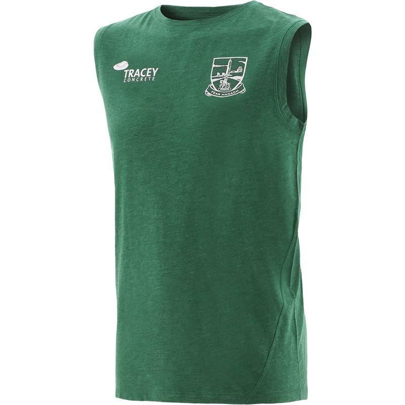 Fermanagh GAA Men's Kingston Vest Top Green
