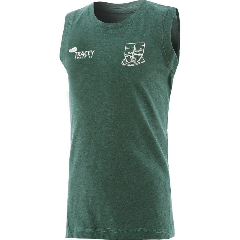 Fermanagh GAA Kids' Kingston Vest Top Green