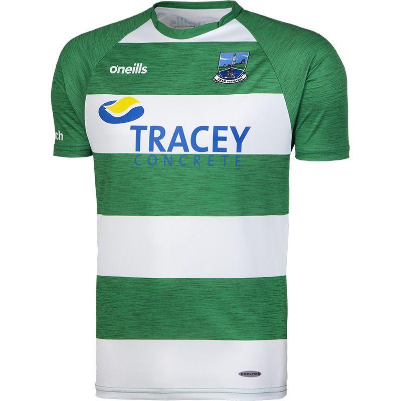 Fermanagh GAA Training Hooped Jersey