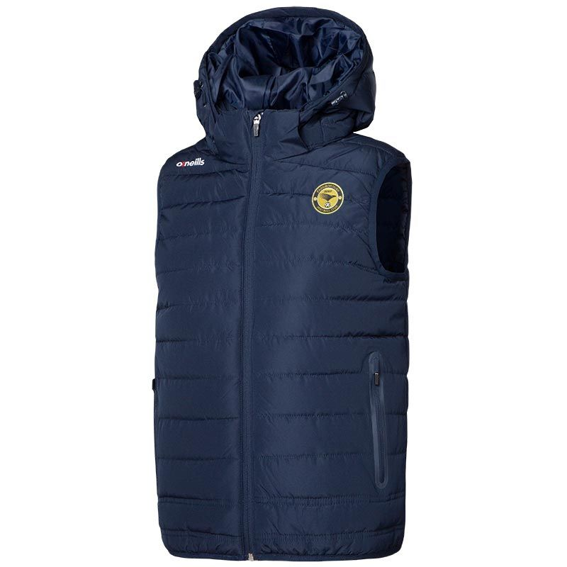 Farnborough Football Club Women's Solar Hooded Gilet
