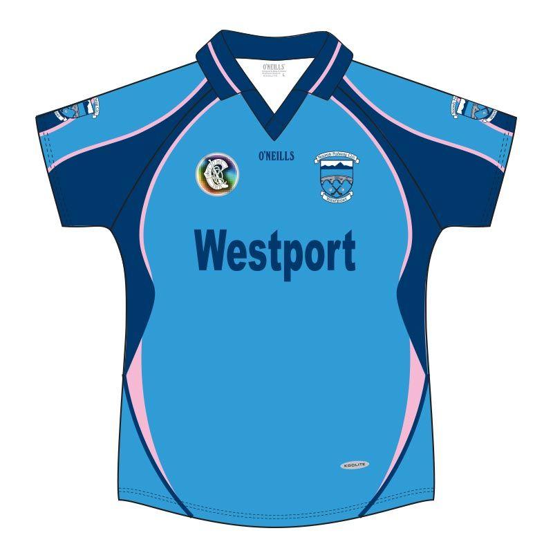 Westport GAA Camogie Kids' Jersey