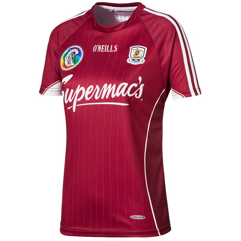 Galway Camogie Kids' Jersey