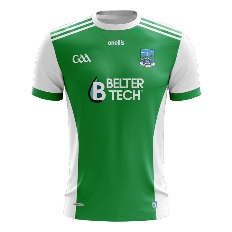 Fermanagh GAA Player Fit Home Hurling Jersey 2021/22