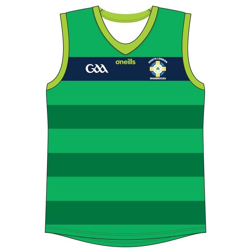 North London Shamrocks GAA Vest (Green)