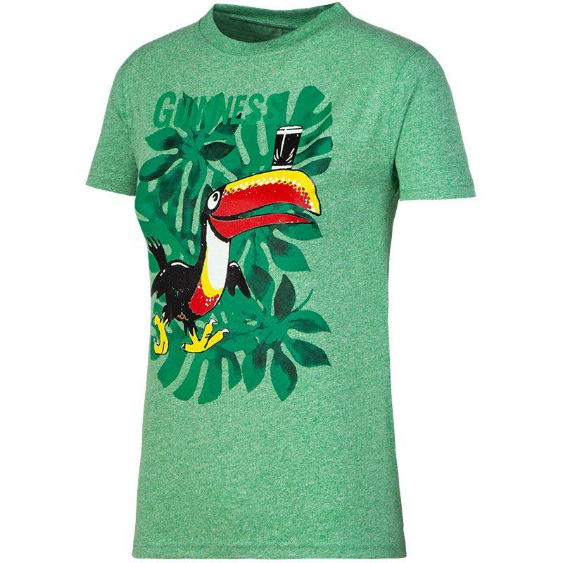 Women's Guinness Tuchan T-Shirt Green