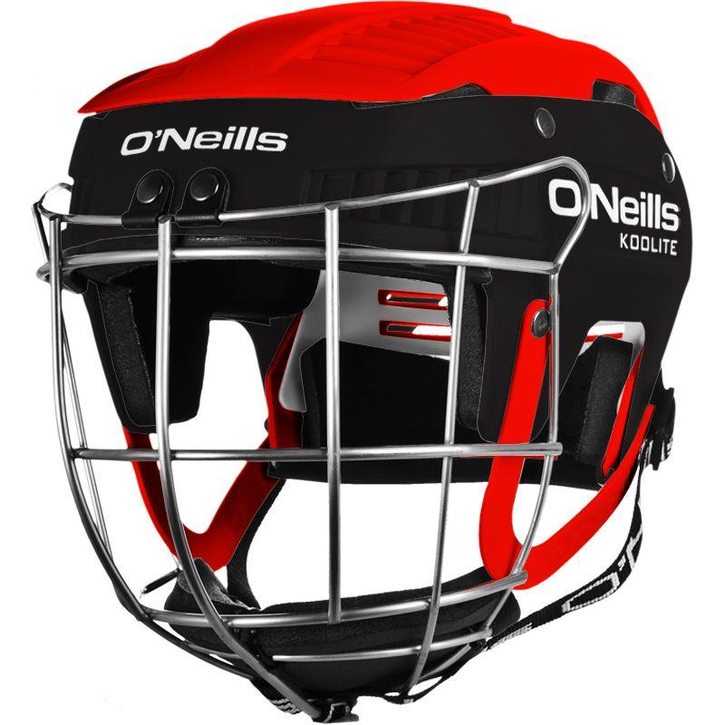 Koolite Hurling Helmet Black / Red