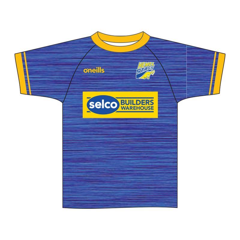 Hemel Stags RL Printed T-Shirt