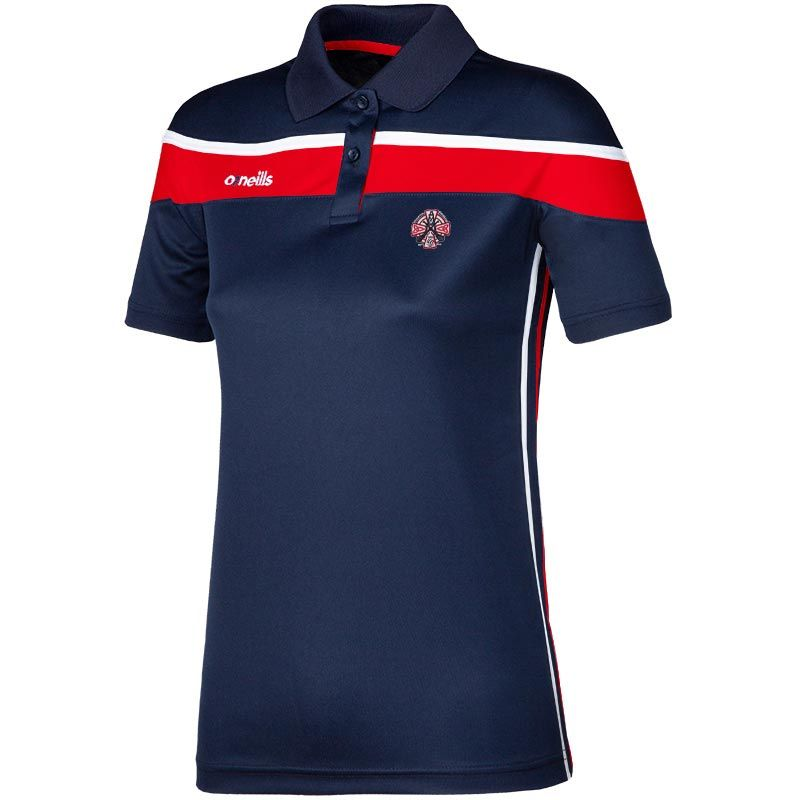 Houston Gaels Women's Auckland Polo Shirt