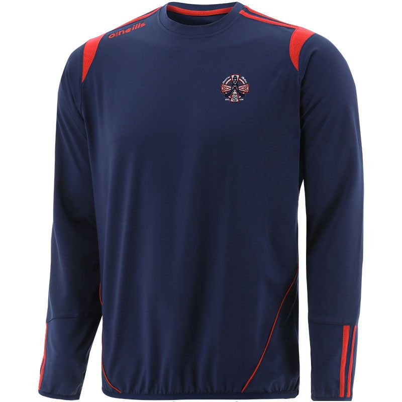Houston Gaels Loxton Brushed Crew Neck Top