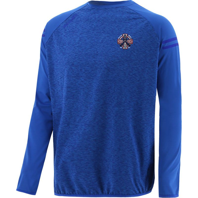 Houston Gaels Voyager Brushed Crew Neck Top