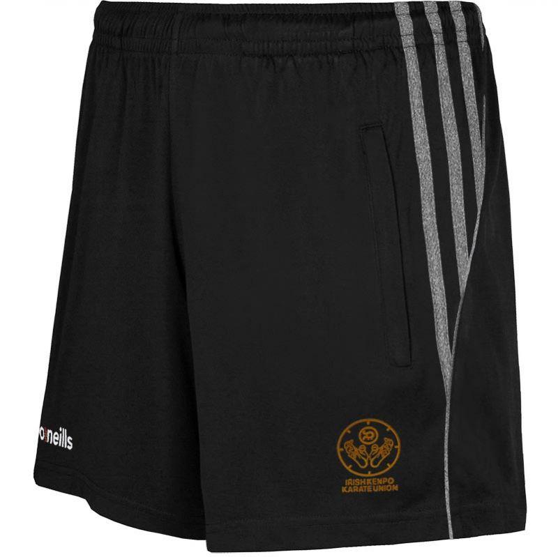 Irish Kenpo Karate Union Kids' Solar Poly Shorts