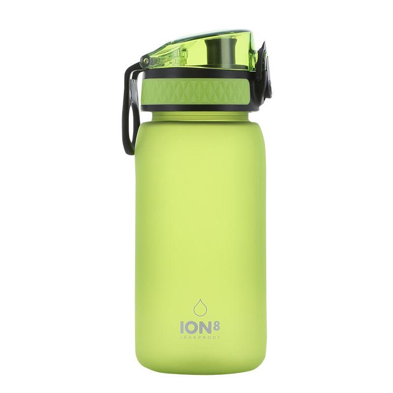 Ion8 Pod Water Bottle 400ml Green
