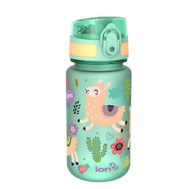 Ion8 Pod Water Bottle 350ml Llamas