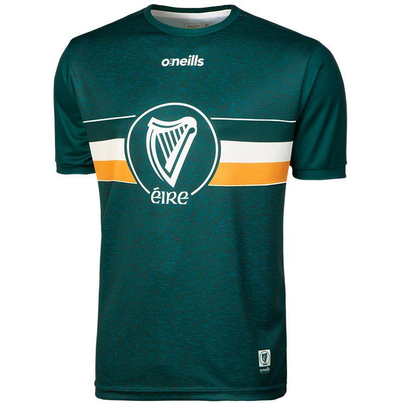 Global Éire Player Fit Jersey Green