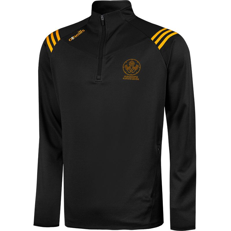 Irish Kenpo Karate Union Colorado Half Zip Squad Top