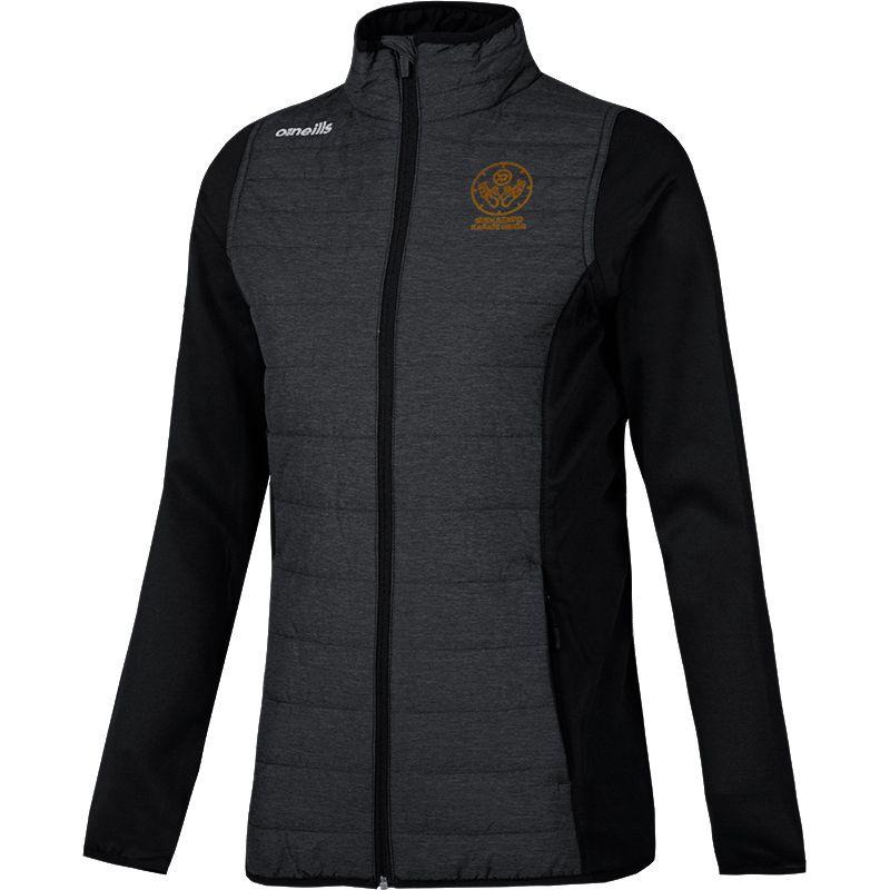 Irish Kenpo Karate Union Katie Lightweight Padded Jacket