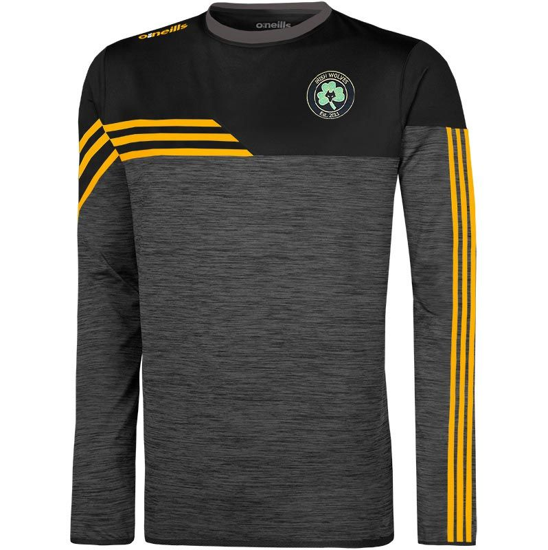 Irish Wolves Supporters Club Nevis Brushed Crew Neck