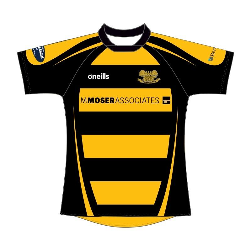 Lordswood RFC Rugby Jersey