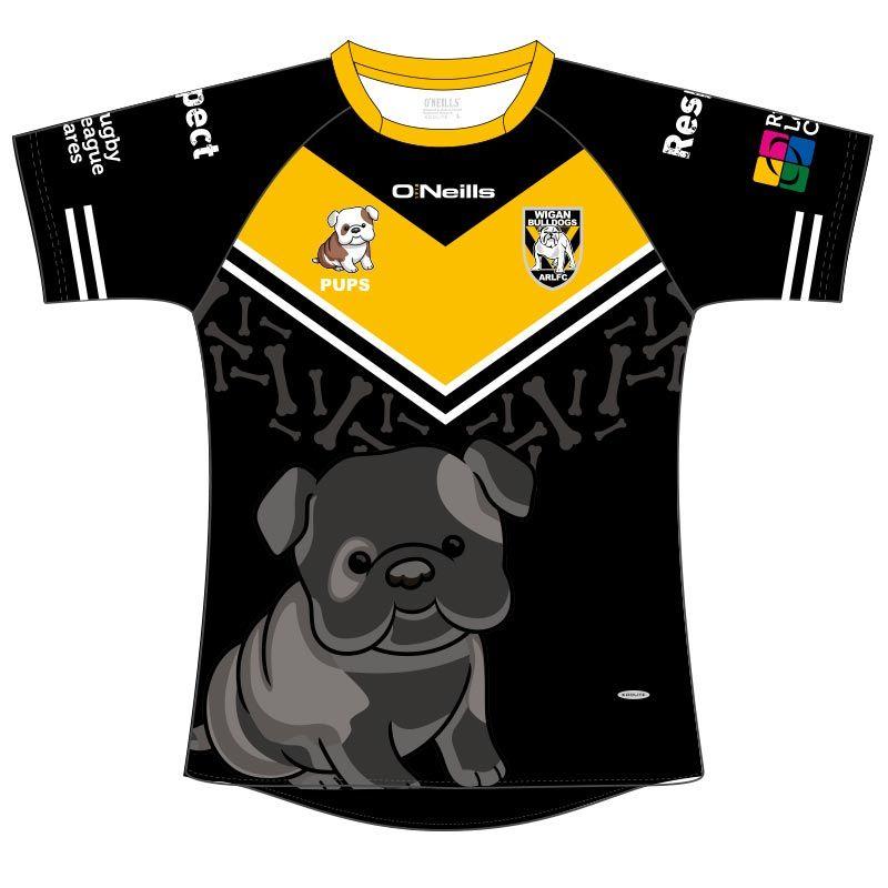 kids bulldogs jersey