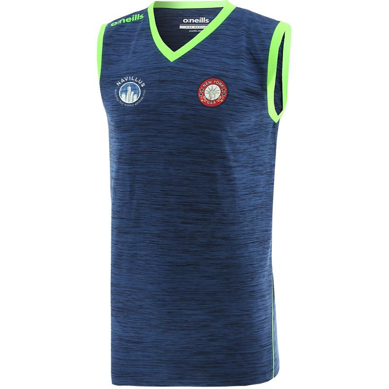 New York GAA Juno Vest Top