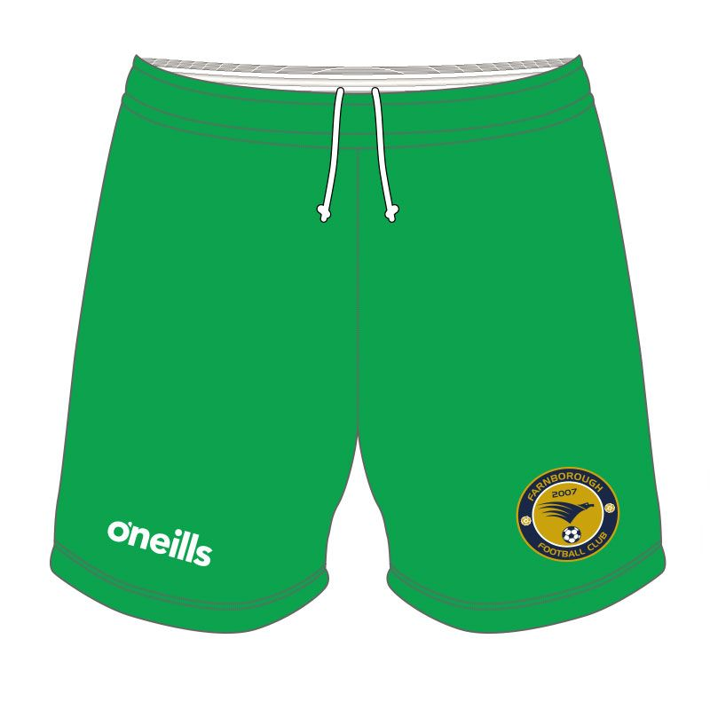 Farnborough Football Club Kids' Soccer Shorts
