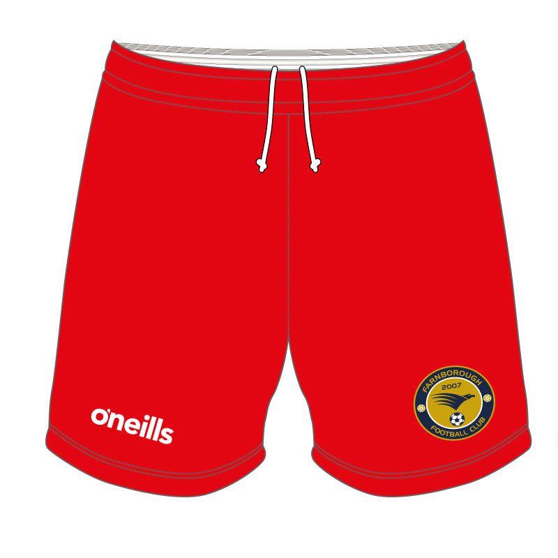 Farnborough Football Club Soccer Shorts