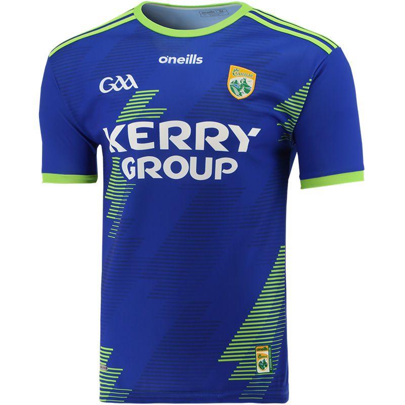 Kerry GAA 2-Stripe Player Fit Away Jersey