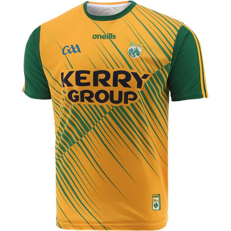 Kerry GAA 2 Stripe Goalkeeper Jersey
