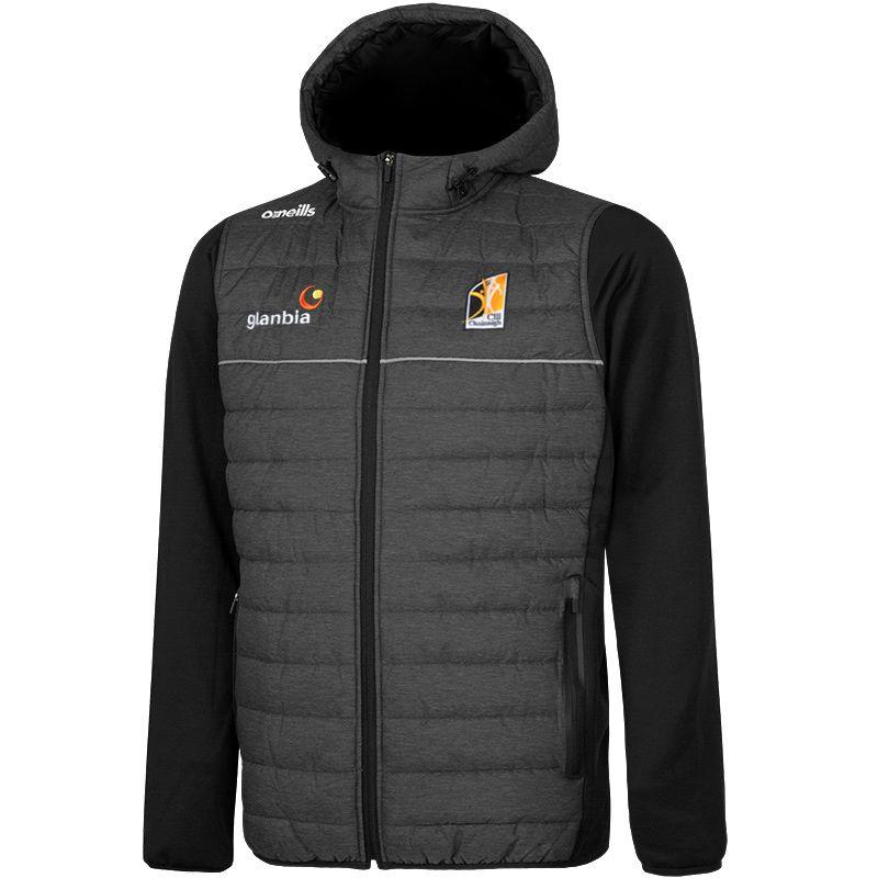 Kilkenny GAA Men's Harrison Light Weight Padded Jacket Black