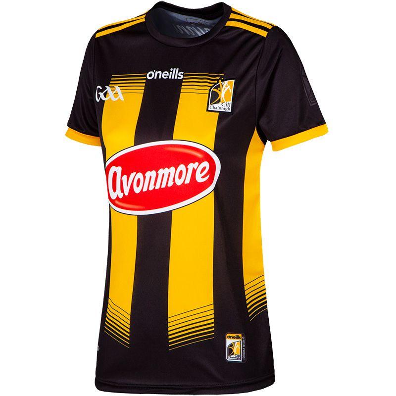 Kilkenny GAA Women's Fit Home Jersey