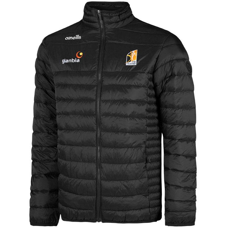 Kilkenny GAA Men's Lennox Padded Jacket Black