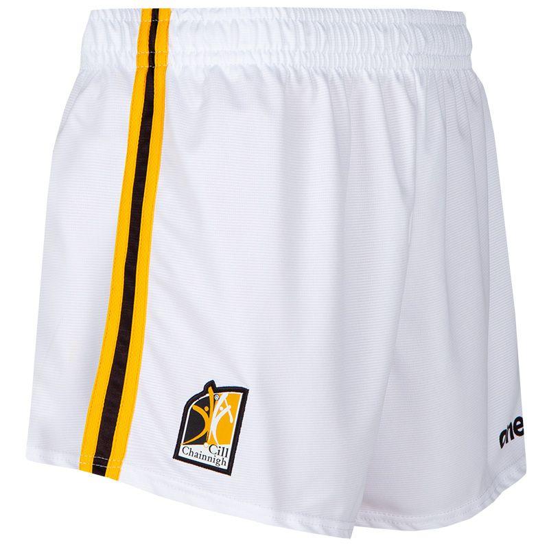 Kilkenny GAA 2 Stripe Home Shorts
