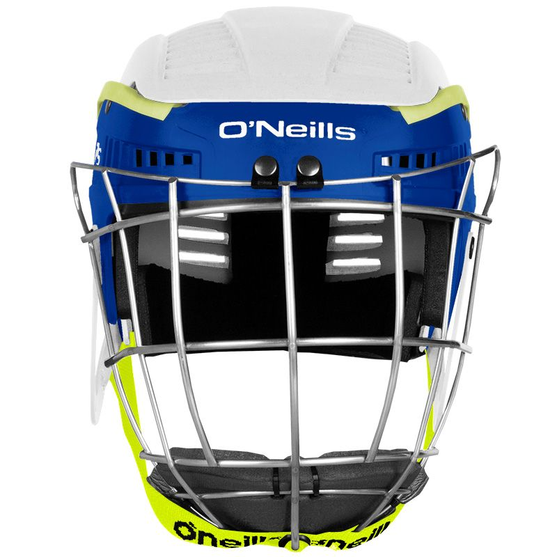 Koolite Hurling Helmet White / Royal / Yellow
