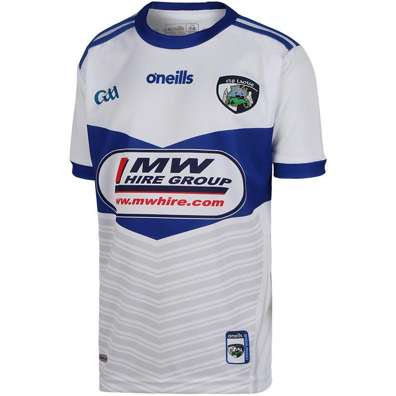Laois GAA Kids' 2 Stripe Goalkeeper Jersey