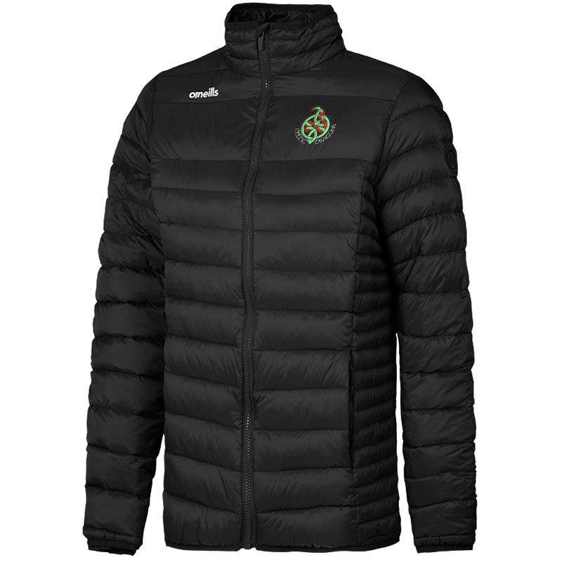 Celtic Dragons Leona Women's Padded Jacket