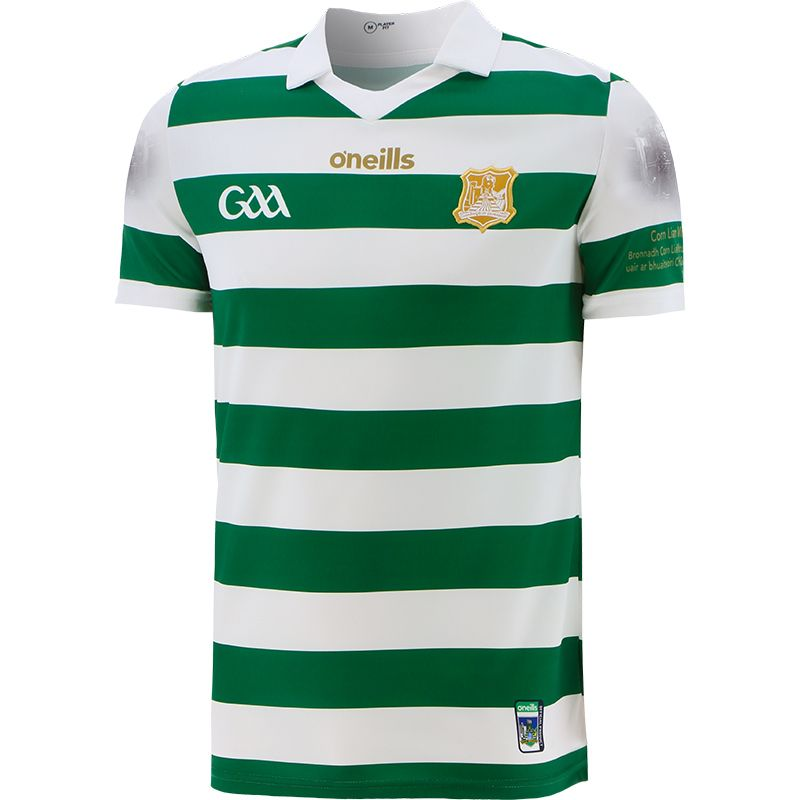 Limerick GAA Player Fit Commemoration Jersey