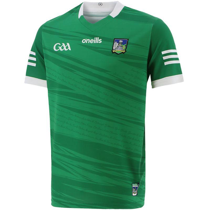 Limerick GAA Home Jersey 2021/22
