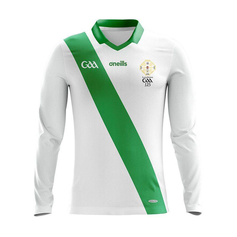 London GAA Away Long Sleeve Replica Jersey 2021