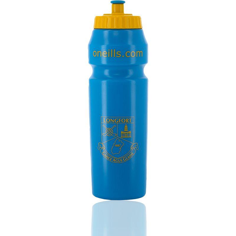 Longford GAA Waterbottle Blue / Amber