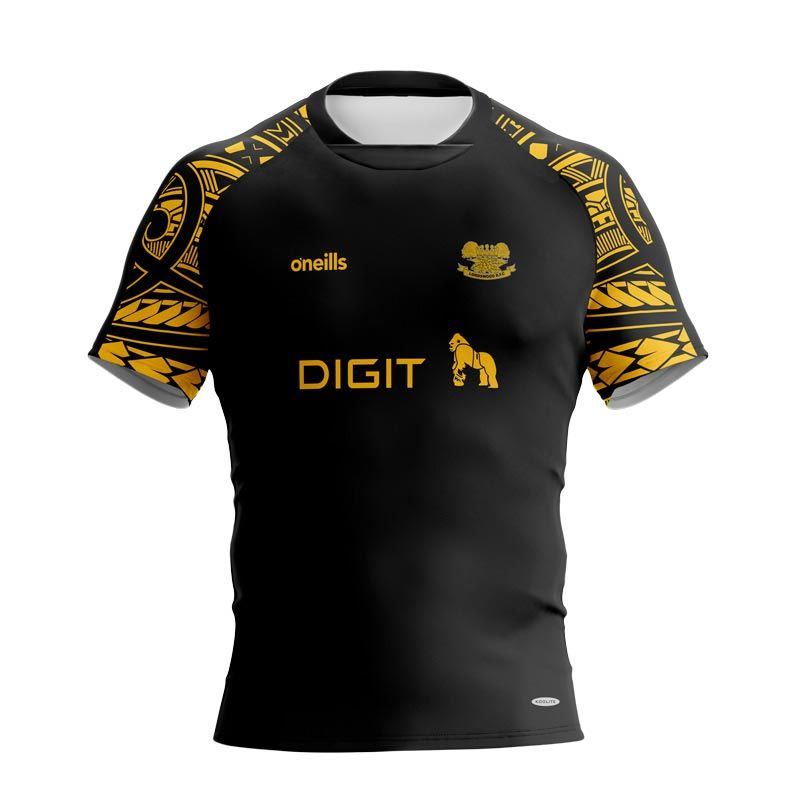 Lordswood RFC Rugby Tight Fit Jersey (Away)
