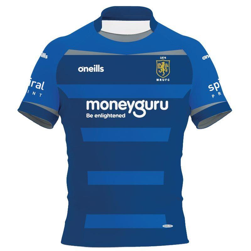 Macclesfield RUFC Kids' Rugby Jersey (Team Fit)