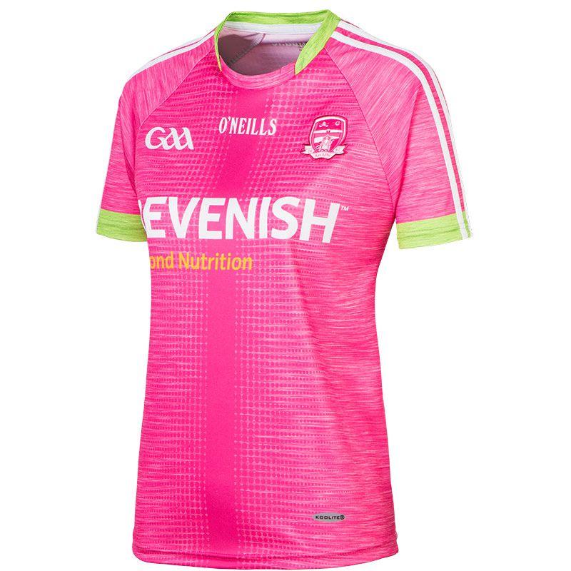 Meath GAA Womens Fit Jersey (Pink)