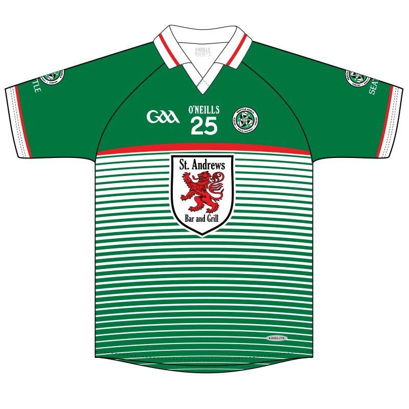 Seattle Gaels GAA Mens Goalkeeper Jersey