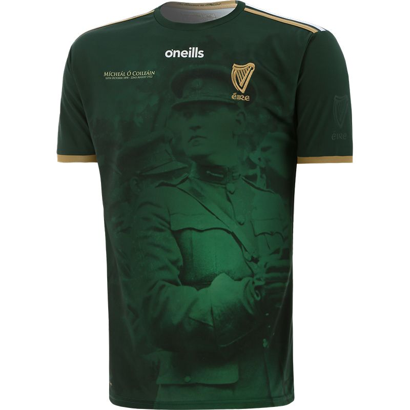 Michael Collins Commemoration Player Fit Jersey