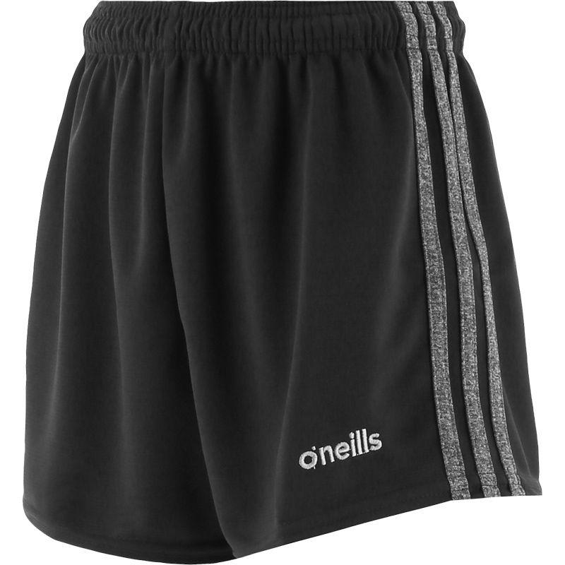 Kids' Mourne Shorts Black / Grey