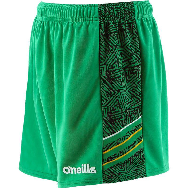 Kids' Mourne Shorts Green / Marine